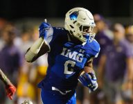 2019 ALL-USA RB Trey Sanders expected to miss freshman season at Alabama to foot injury