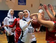 Headscarves, hoops and victories: Milwaukee girls basketball team shatters stereotypes