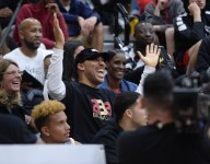 LaVar Ball: 'My boys are bigger than Zion' Williamson