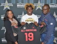 4-star linebacker Christian Harris blessed to be selected to All-American Bowl