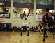 John Wall Invitational: Broughton's (NC) D.J. Thomas shines in hyped matchup with Julian Newman