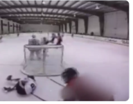 VIDEO: Texas HS hockey player suspended indefinitely after stick attack
