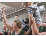 Western Pa. hoops coach, team motivated by his son's fight with rare illness