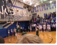 VIDEO: Out of Nebraska comes this insane finish to a basketball game