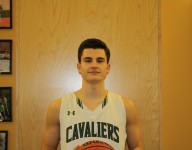 Crown Town Classic: Michael Savarino, grandson of Duke's Coach K, takes attention in stride