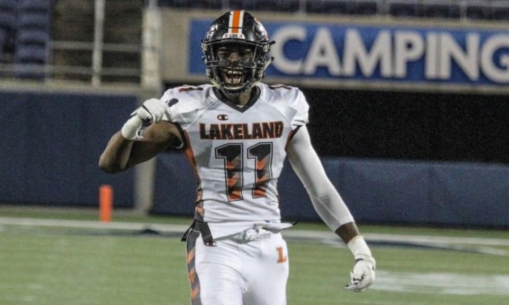 Lloyd Summerall Jr. of Lakeland (Photo: 247Sports)