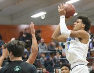 Five-star Jalen Johnson grew up hating Duke. Now, he's committed to play there
