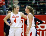 From lacrosse to basketball, Super 25 Regis Jesuit driven by Weigand sisters