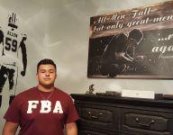 Fla. HS football player Jacob Allen overcomes illness, Hurricane Irma to get to National Combine