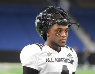 All-American Bowl Diary: His roommate is going to the SEC, but David Bell is all about the Big Ten