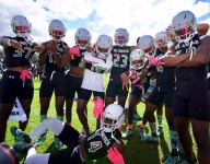 VIDEO: Under Armour stars practiced TD celebrations, Deion Sanders thinks they stink
