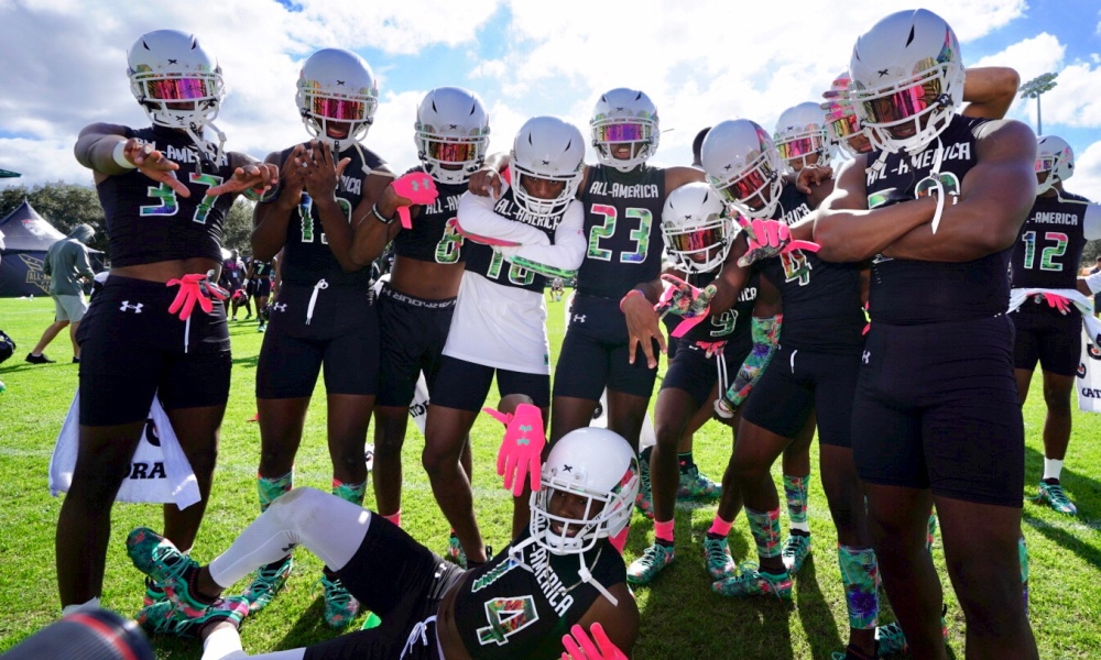Insignificante Qué cómodo  Under Armour All-America Game: Everything you need to know | USA TODAY High  School Sports