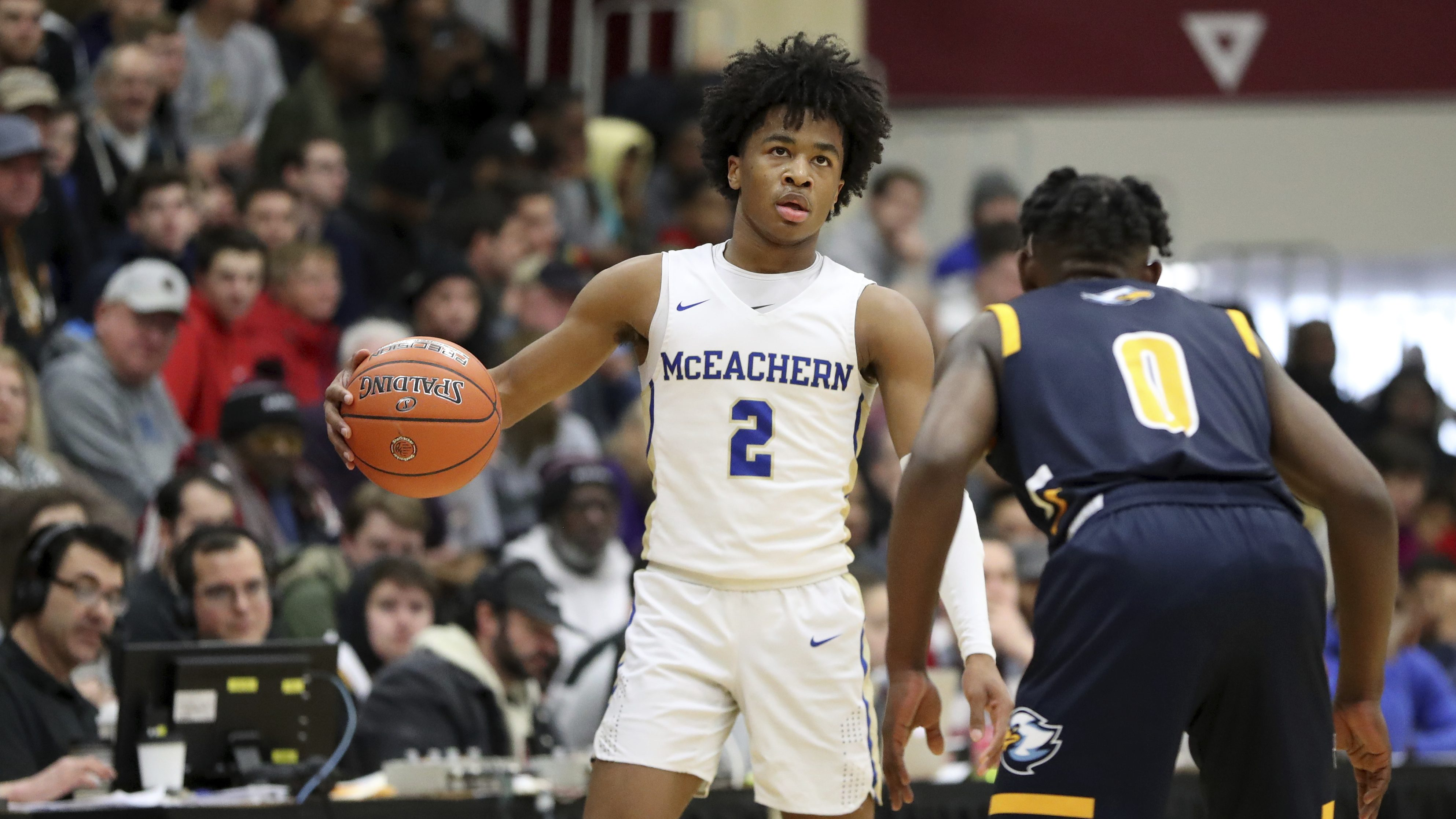 Reigning ALL-USA POY Sharife Cooper finding new motivation in final season