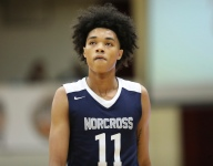 Chosen 25 guard Brandon Boston commits to Kentucky