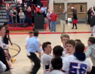 VIDEO: Half-court steal, buzzer-beater gives Connecticut high school the win