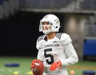 ALL-USA receiver Bru McCoy enters NCAA's Transfer Portal