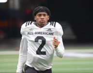 Eric Gray explains winding recruitment road to Tennessee at All-American Bowl