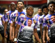 Tennessee HS basketball honors teammate's slain brother with pregame shirts