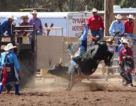 Navajo Nation high school wrestler is also a champion bull rider