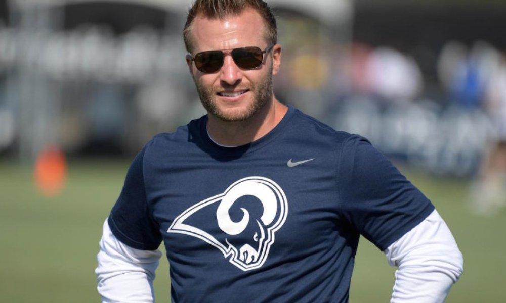Los Angeles Rams head coach Sean McVay (Photo: USA TODAY Sports)