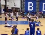 VIDEO: This distraction from a fifth/sixth grade Mass. girls game is the most creative play of the year