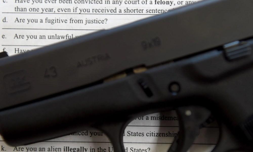 A firearm (Photo: USA TODAY)