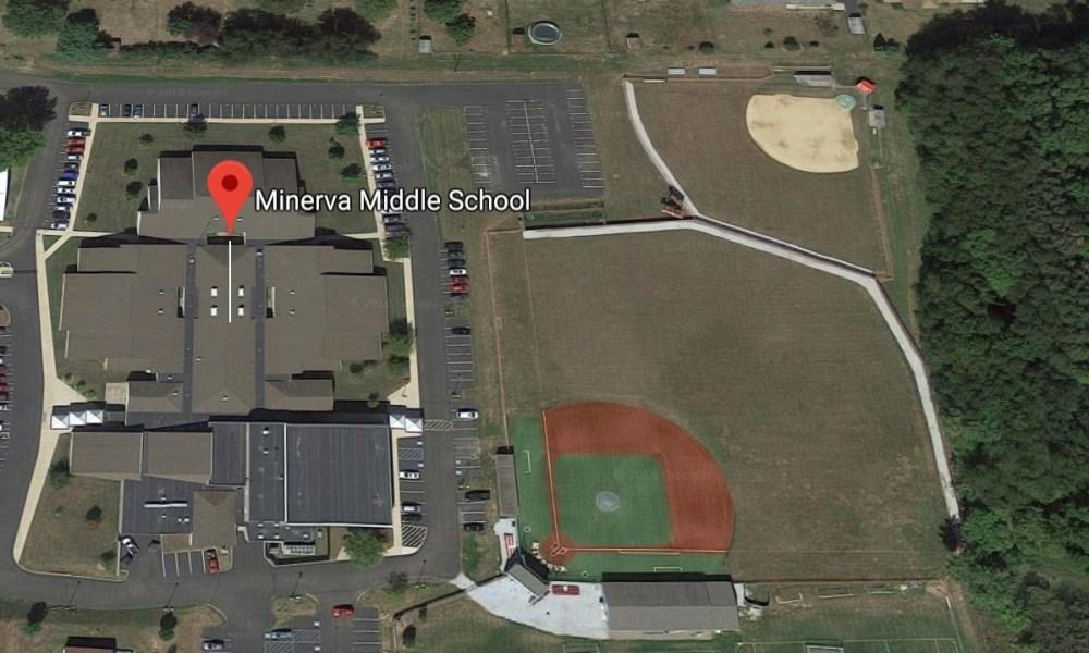 Minerva Middle School (Photo: Google Earth)