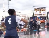 VIDEO: Chosen 25 stars Vernon Carey, Scottie Barnes played outdoor game at Kennedy Space Center with University HS