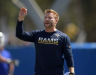 Super Bowl LIII: Rams coach Sean McVay even shows total recall on high school plays