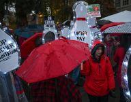 Los Angeles USD athletics canceled as teachers' strike begins