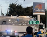Florida bank shooter was football player, wrestler in high school