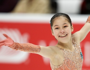 Opinion: Alysa Liu, 13, emerging as future of American figure skating at U.S. championships