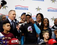 Four-star wide receiver David Bell commits to Purdue