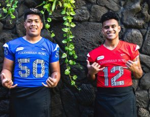 Polynesian Bowl unveils uniforms for 2019 game
