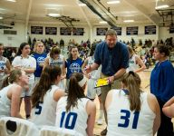 Vermont basketball legend Taylor Coppenrath turns into passionate high school coach
