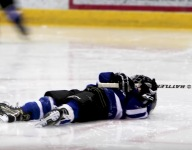 A mic'd up 4-year-old hockey player made for the most adorable video