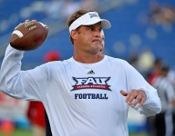 FAU football coach Lane Kiffin tweeted a scholarship offer to a six-month old
