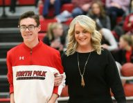 Legally blind Iowa basketball player hit only shot he took all year
