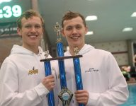 Ohio HS swimmer Carson Foster sets national record in 200-meter freestyle