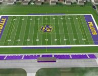 A first look at the Warren De La Salle (Mich.) $2 million stadium project