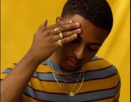 Chop-Up: Diggy Simmons sits on the random/hot seat