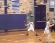 VIDEO: Full-court buzzer-beater off botched dunk sends HS game into overtime
