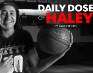 The Haley Jones Blog: Getting to know the No. 1 player