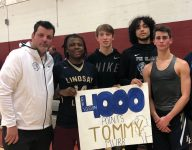 Tommy Murr made his 4,000th point Saturday, but he's not just a scorer