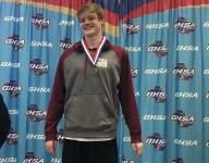 Jake Magahey breaks nation's oldest HS yardage swimming record