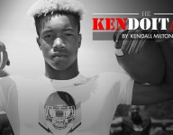 The Kendall Milton Blog: Offseason grind, upcoming visits, Lil Baby and more
