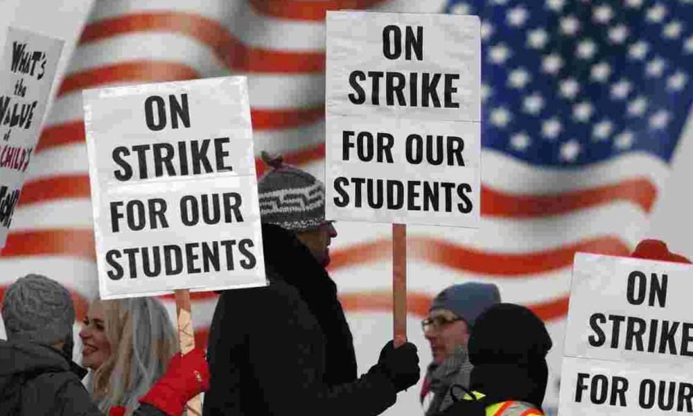 The Atlanta teachers strike is keeping varsity coaches away from their teams (Photo: USA TODAY)The Atlanta teachers strike is keeping varsity coaches away from their teams (Photo: USA TODAY)