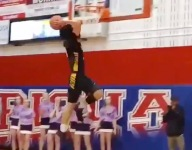 VIDEO: Virginia Tech signee Andre Gordon throws down in-game 360 slam