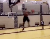 VIDEO: Watch 5-foot-7 J.P. Carroll windmill home a monster dunk