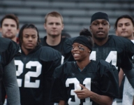 Toni Harris becomes first female skill-position football player to get scholarship